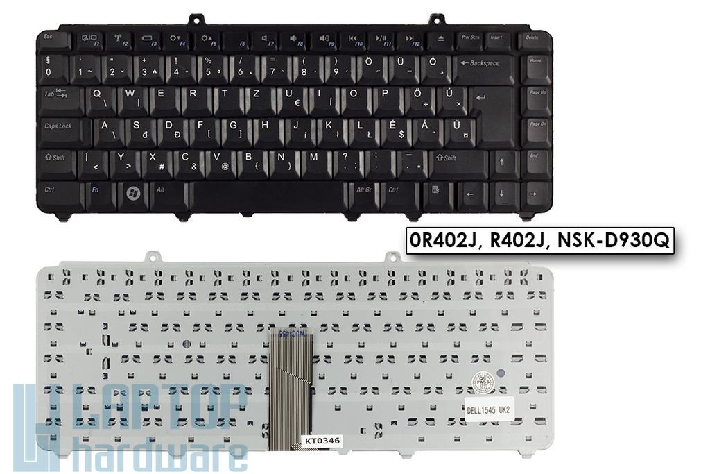 Dell Inspiron 1540, 1545 gyári új magyarított laptop billentyűzet (R402J)