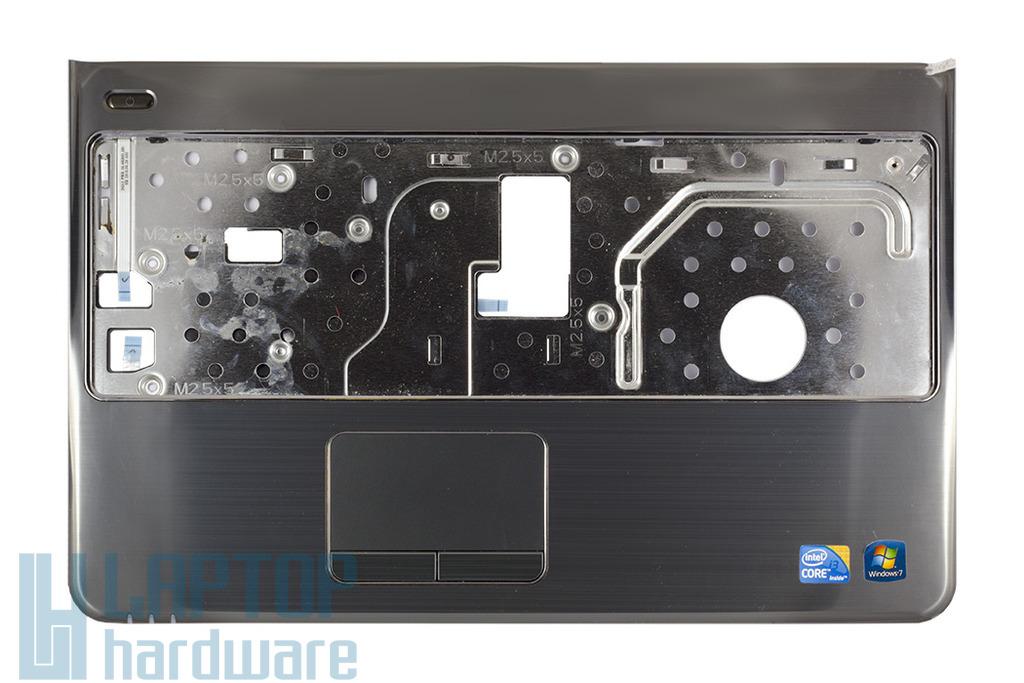 Dell Inspiron 15R N5010, M5010 laptophoz használt felső fedél touchpaddal (0X01GP)