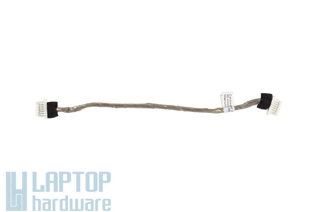 Dell Inspiron 15R, N5010, M5010 laptophoz használt kártyaolvasó panel kábel, 50.4HH03.001