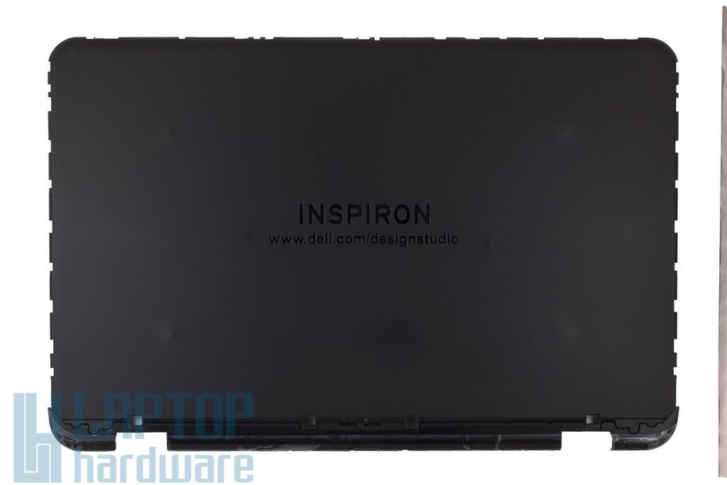 Dell Inspiron 15R, N5110 laptophoz használt LCD hátlap switch fedlap nélkül, WiFi antennával (WF34D)