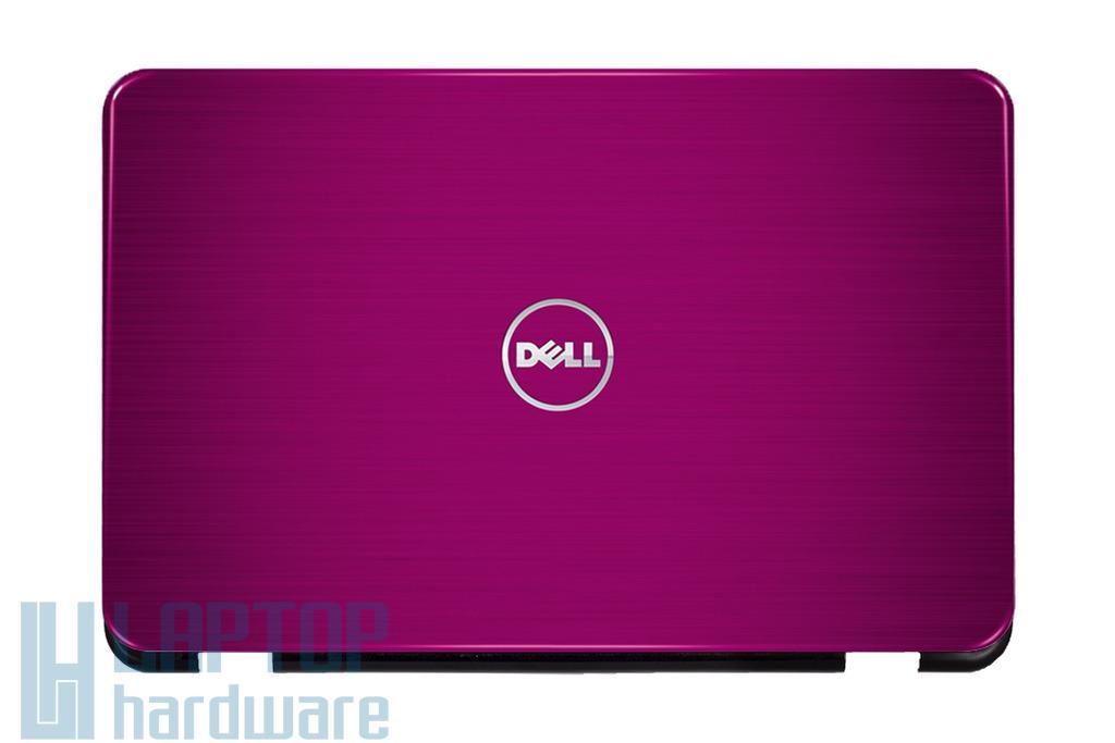 Dell Inspiron 15R, N5010, M5010 laptophoz használt LCD hátlap, pink (60.4HH33.012)