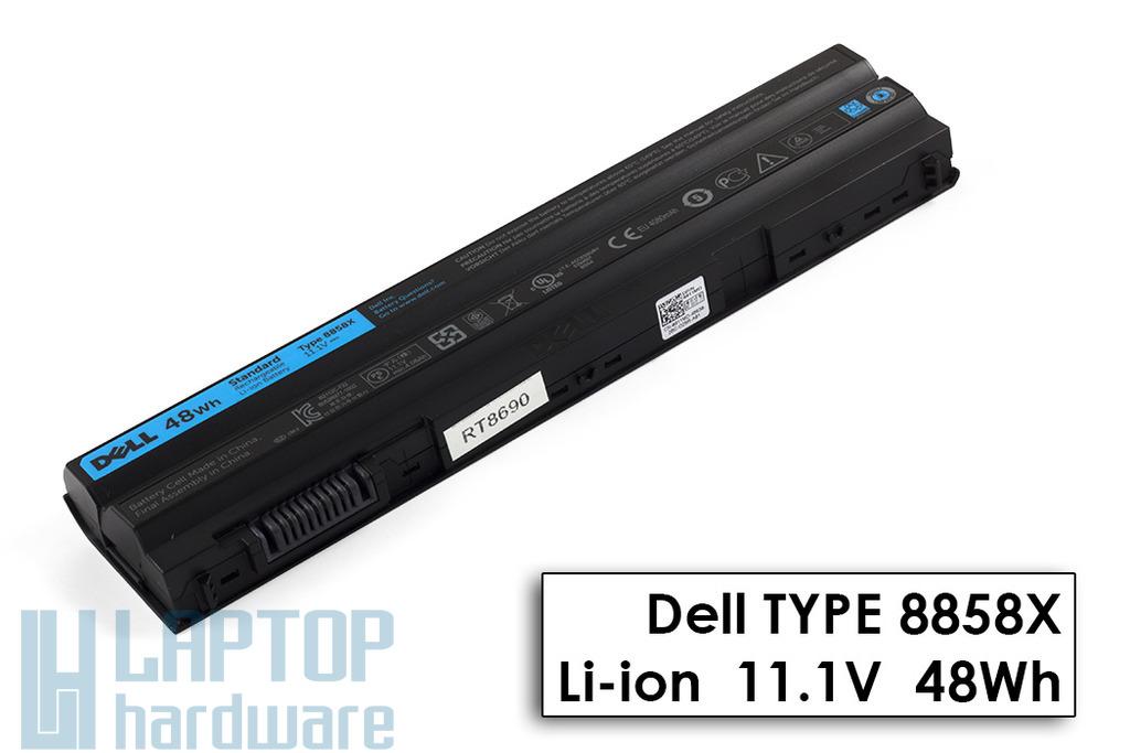 Dell Vostro 3460, 3560 gyári új 6 cellás 48Wh laptop akku/akkumulátor (TYPE 8858X, 911MD)