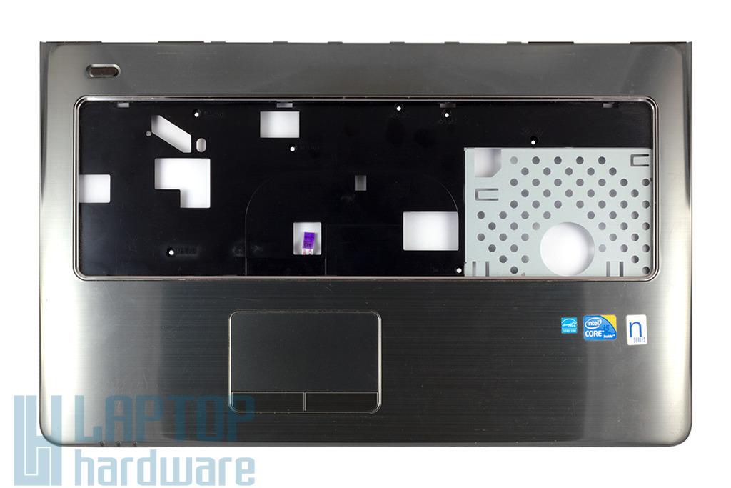 Dell Inspiron 17R N7010 használt sötétszürke felső fedél touchpaddal (NH3K8)