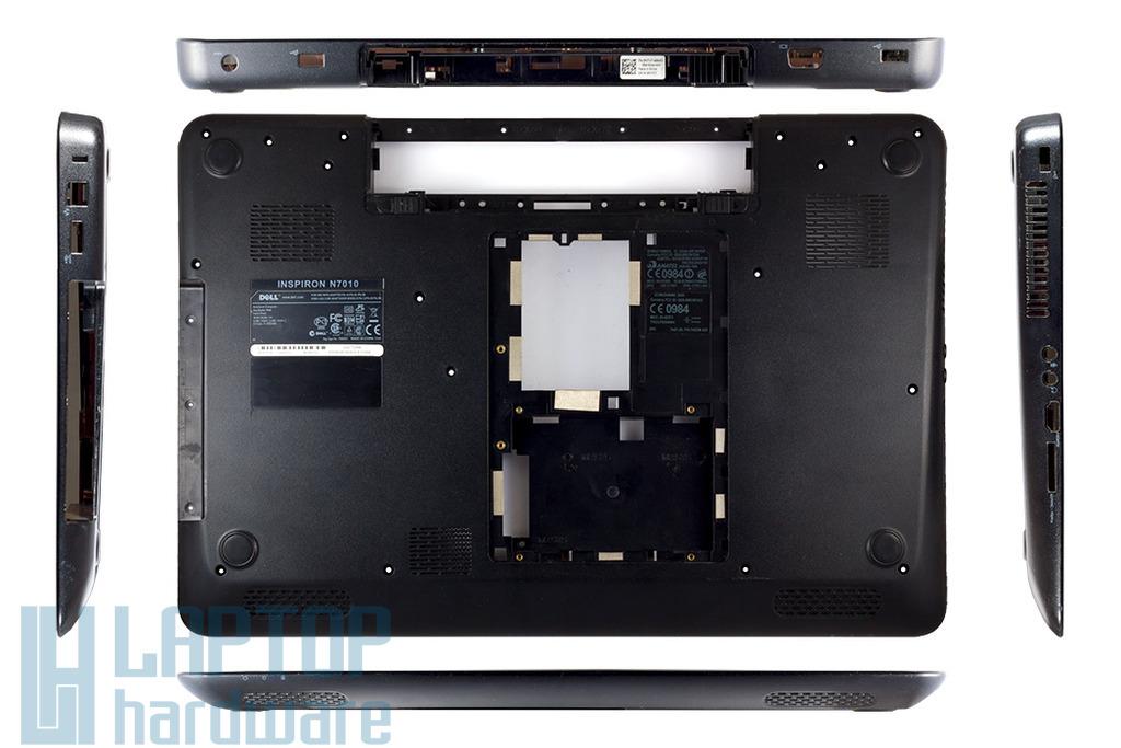Dell Inspiron 17R N7010 laptophoz használt alsó fedél (RDK42)