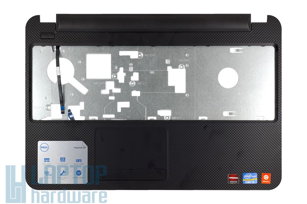 Dell Inspiron 3521, 5521 gyári új felső fedél touchpaddal, 0N73NV