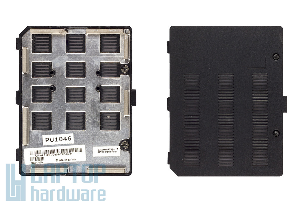Dell Inspiron 6400 laptophoz használt RAM fedél (0PF125)
