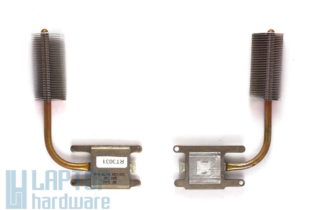 Dell Inspiron 8100, 8200 laptophoz használt hűtőborda (6G141)