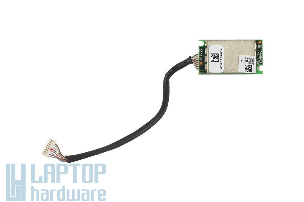 Dell Inspiron 910, Mini 9, 910 Használt bluetooth modul átvezető kábelel, bluetooth module, T60H928.32