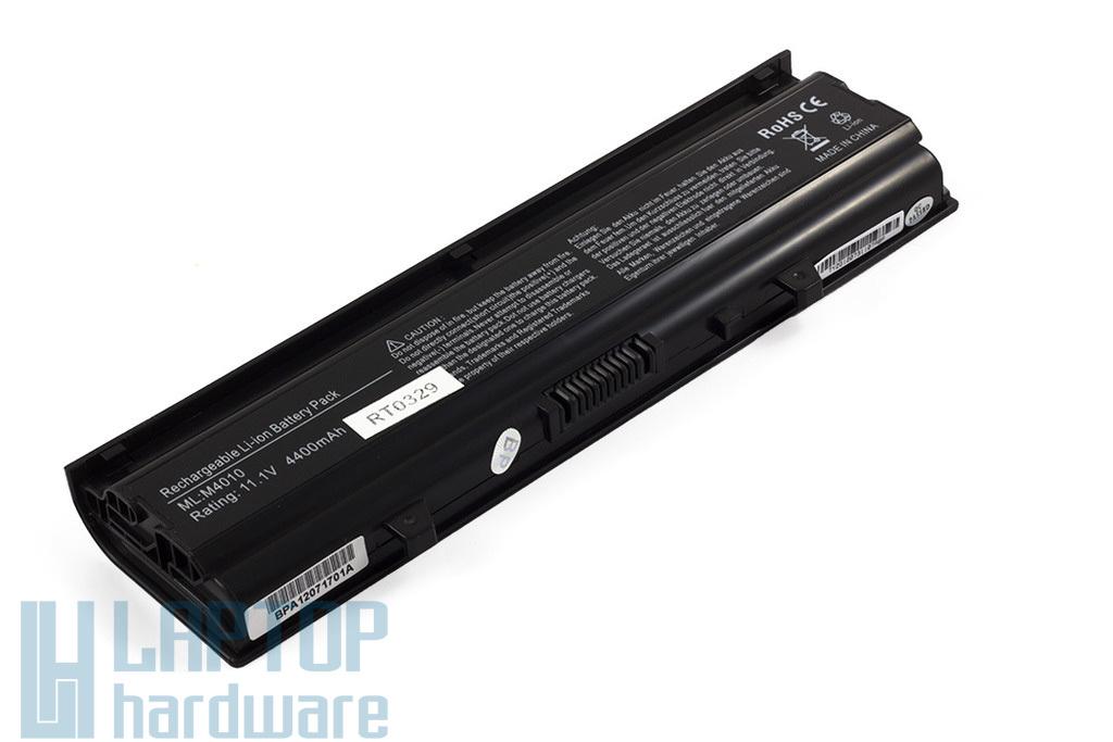Dell Inspiron M4010, N4020, N4030 helyettesítő új 6 cellás laptop akku/akkumulátor (0M4RNN, 312-1231)
