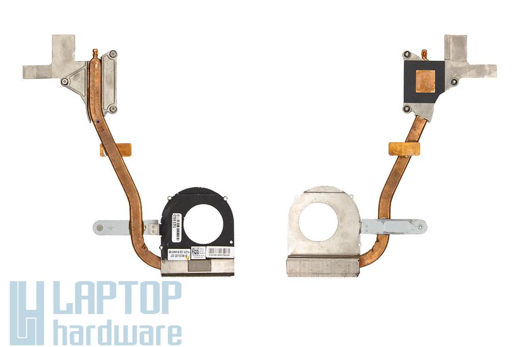 Dell Inspiron M5010 (AMD CPU) használt laptop hőelvezető cső (60.4HH18.001)