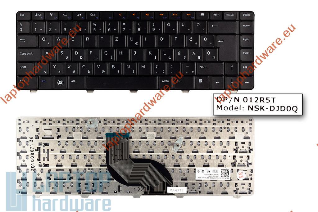Dell Inspiron M5030, N4010, N5030 használt magyar laptop billentyűzet (012R5T)