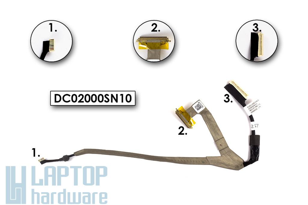 Dell Inspiron Mini 10 laptophoz gyári új LCD kábel (C603T)