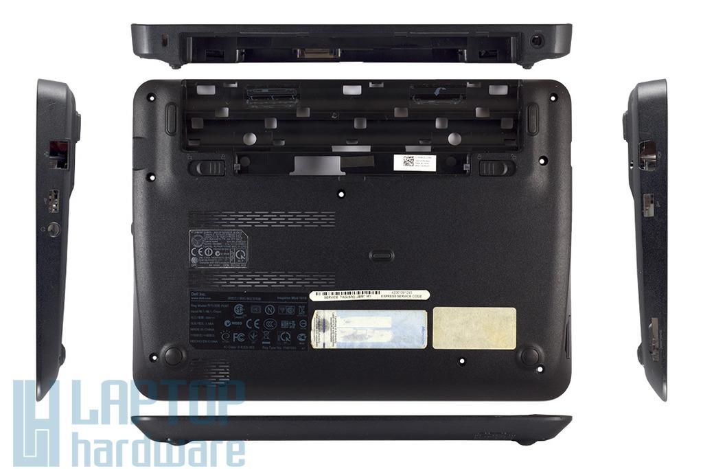 Dell Inspiron Mini 1018 laptopokhoz használt alsó fedél (0FXTTV)