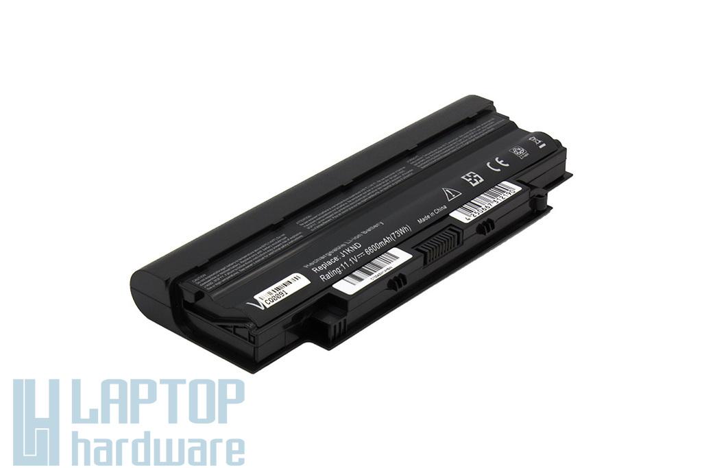 Dell Inspiron N3010, N5010, N7010 helyettesítő új 9 cellás laptop akku/akkumulátor (J1KND)
