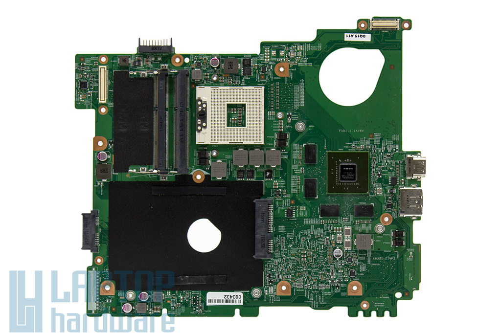 Dell Inspiron N5110 gyári új laptop alaplap (Nvidia, discrete) (MWXPK)