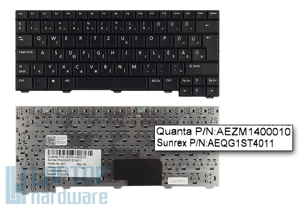 Dell Latitude 2100 gyári új magyar laptop billentyűzet (0P137P)