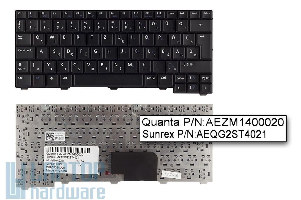 Dell Latitude 2100 gyári új magyar laptop billentyűzet (0T343R)