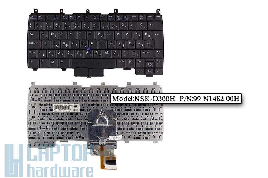 Dell Latitude C400 gyári új magyar laptop billentyűzet (04F390)