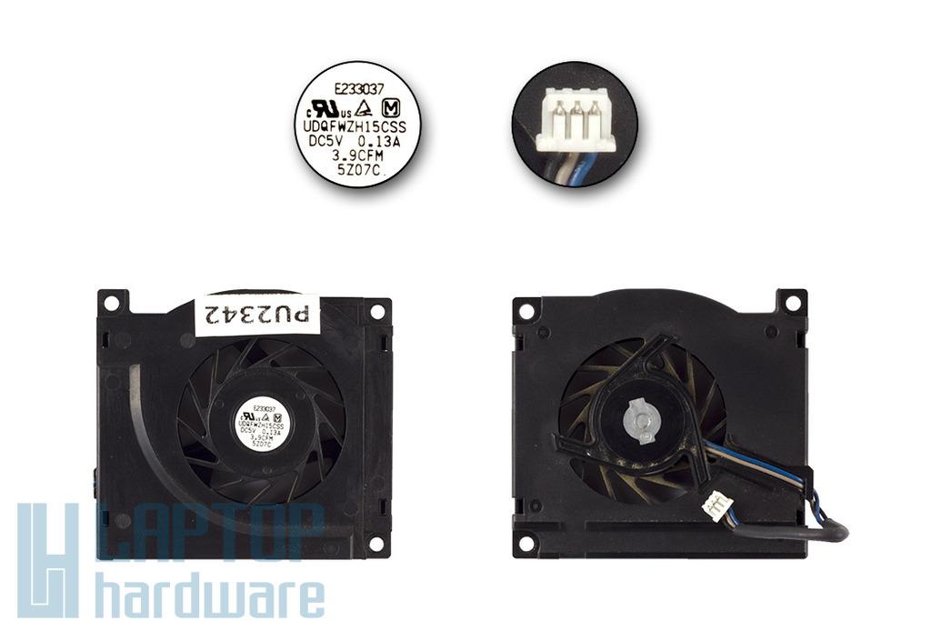 Dell Latitude D410 használt hűtő ventilátor (E233037)