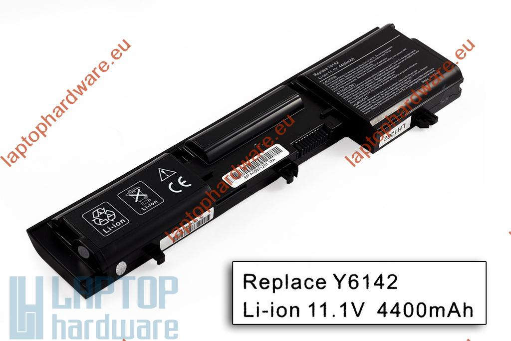 Dell Latitude D410 használt 75%-os helyettesítő 6 cellás laptop akku/akkumulátor (Y6142)