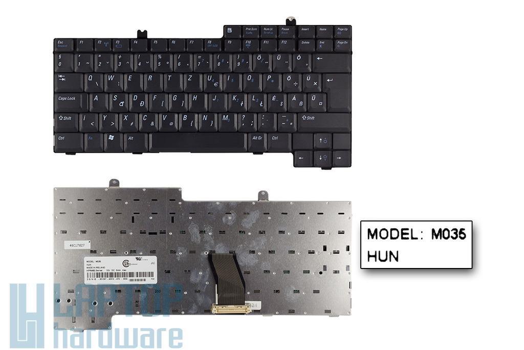 Dell Latitude D500, D600 gyári új magyar laptop billentyűzet (05Y287)