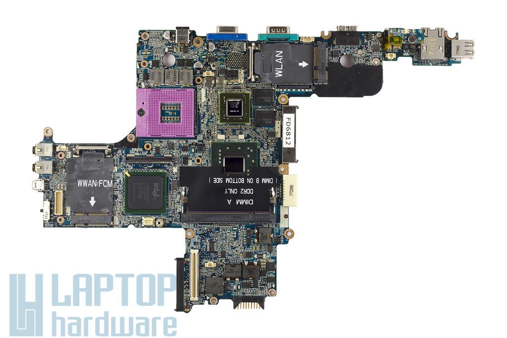 Dell Latitude D630 laptophoz használt alaplap (0R872J)