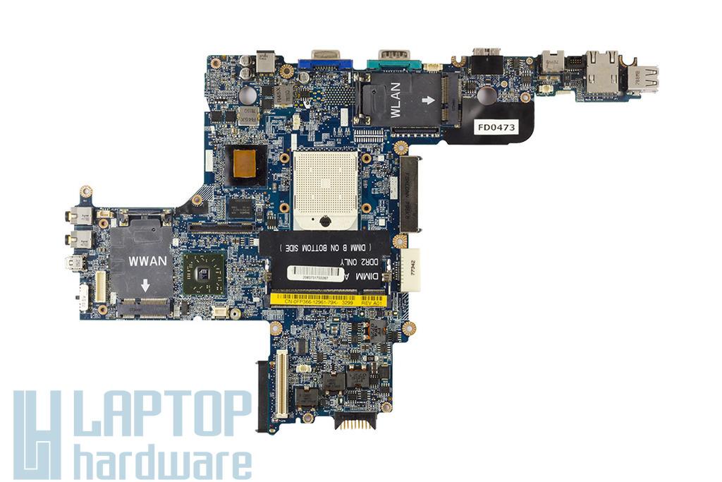 Dell Latitude D631 laptophoz használt alaplap (CN-0FP366-12961)