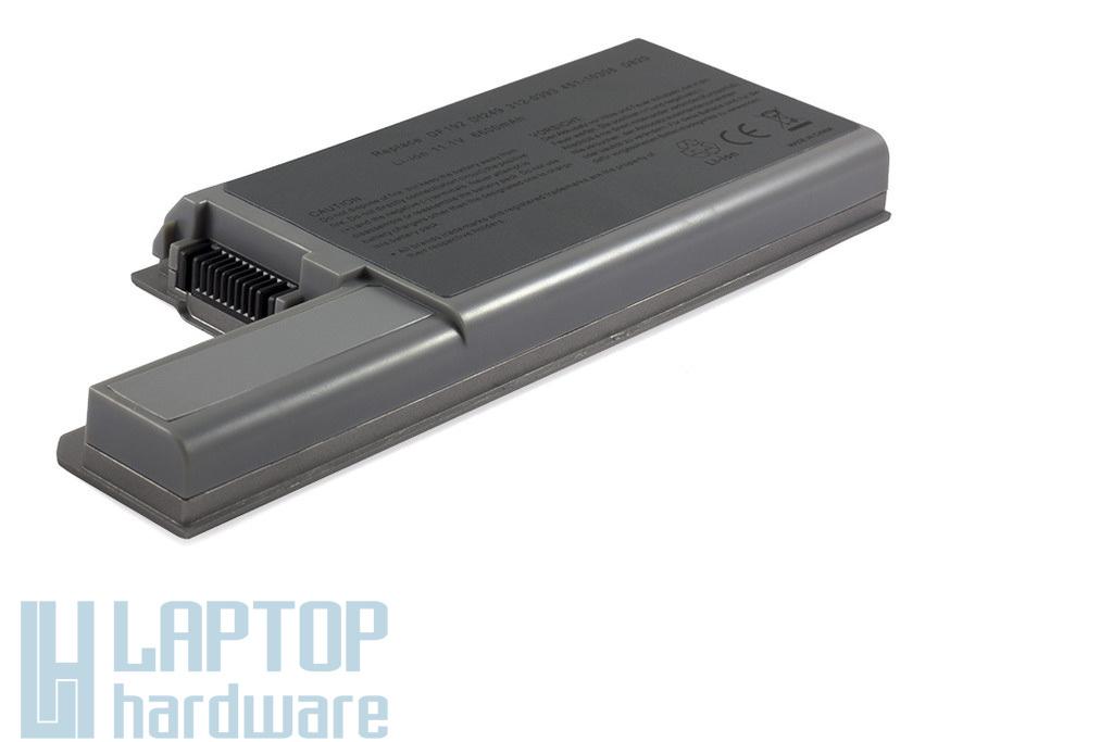 Dell Latitude D820, D830 9 cellás helyettesítő laptop akku/akkumulátor  TYPE DF192, DPN MM156