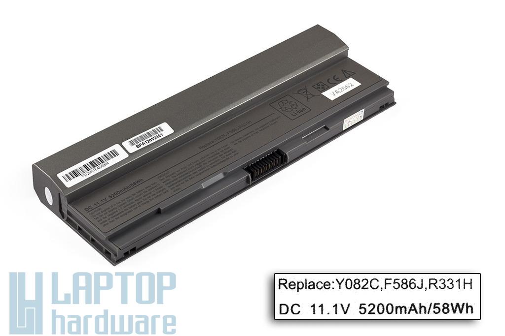 Dell Latitude E4200 helyettesítő új 6 cellás laptop akku/akkumulátor (0Y082C, 0F586J, 0R331H)
