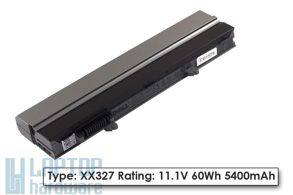Dell Latitude E4300, E4310 gyári új 6 cellás laptop akku/akkumulátor  TYPE XX327, DP/N 0XPH7N, XPH7N
