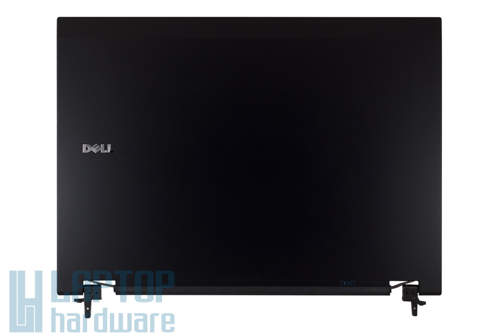 Dell Latitude E5500 laptophoz gyári új LCD kijelző hátlap zsanérokkal, WiFi antennával (RC382)
