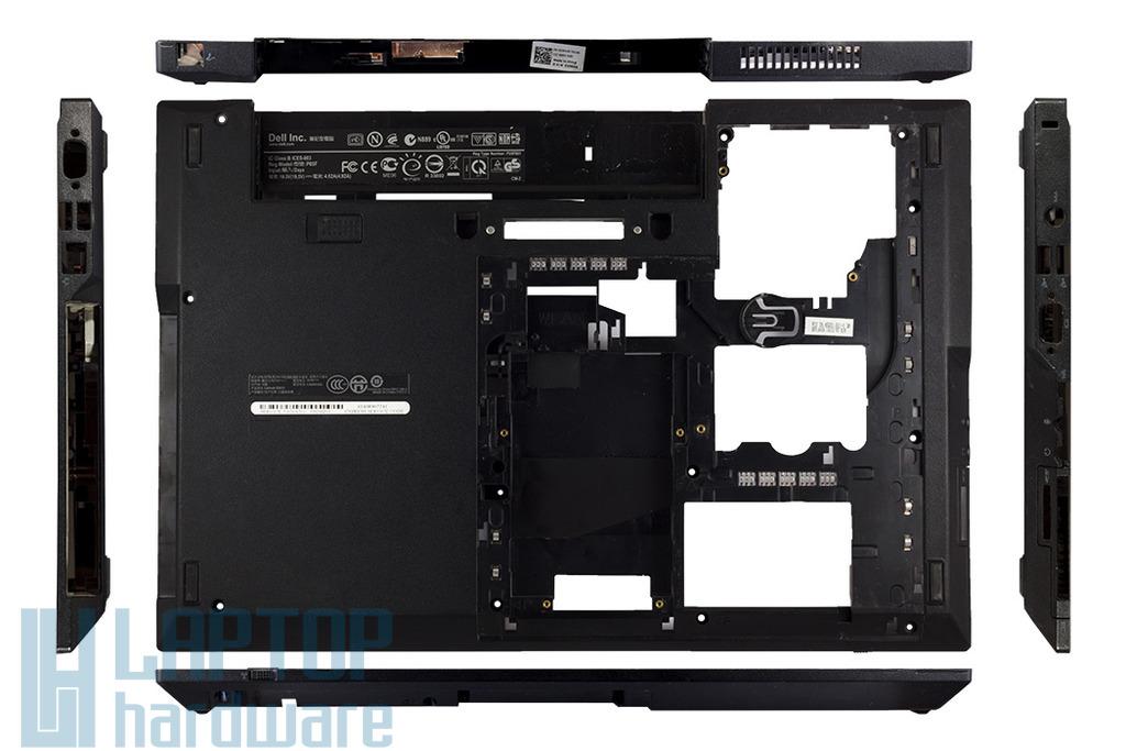Dell Latitude E5510 használt alsó fedél, bottom case,0THJX0