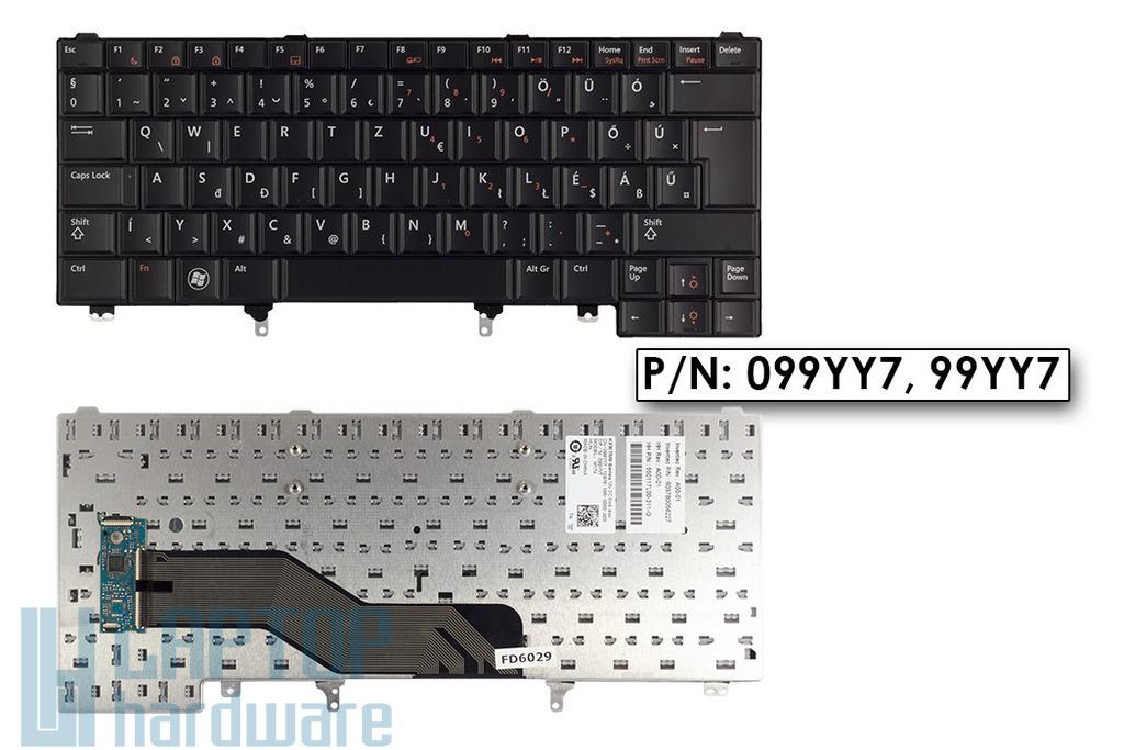 Dell Latitude E6320, E6420, E6430 gyári új magyar laptop billentyűzet (099YY7)