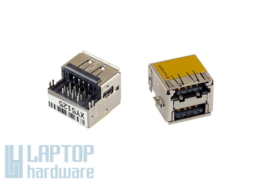 Dell Latitude E6410 laptophoz gyári új USB, E-SATA port (10100446-003RLF)