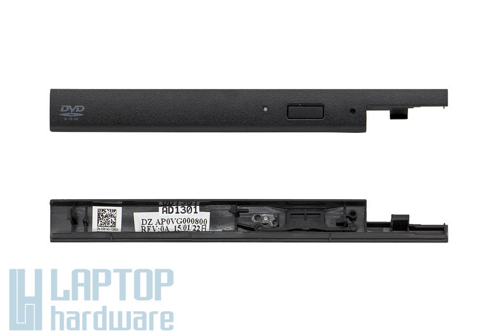 Dell Latitude E6540 laptophoz gyári új ODD DVD meghajtó előlap (036Y4V, AP0VG000800)