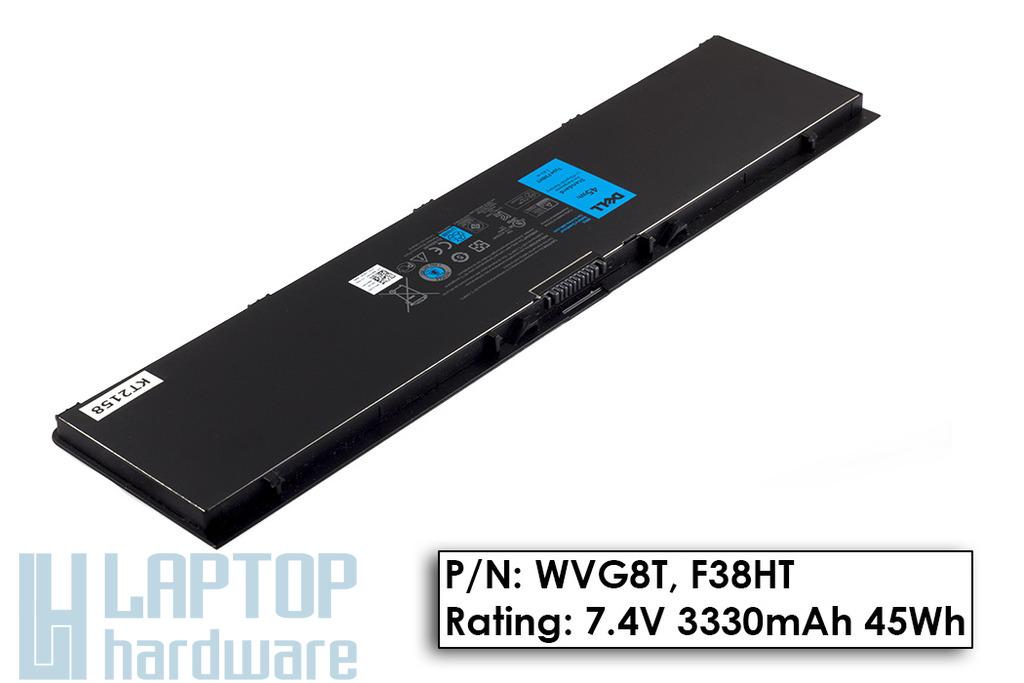 Dell Latitude E7440 gyári új 4 cellás laptop akku/akkumulátor  WVG8T, F38HT, 909H5