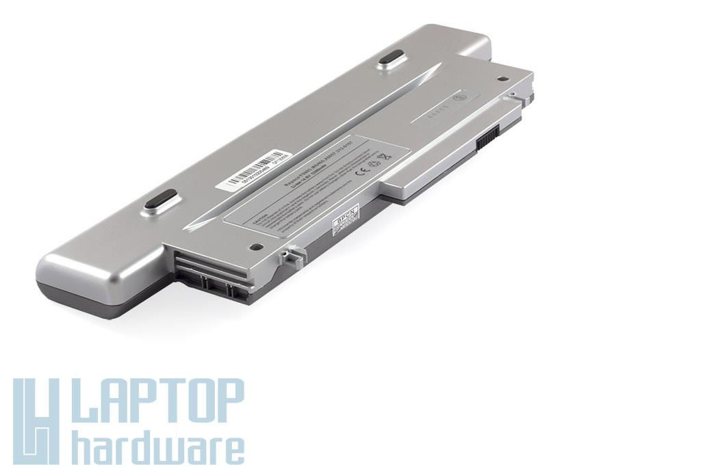 Dell Latitude X300, Inspiron 300M helyettesítő új 8 cellás laptop akku/akkumulátor (F0993), 5200mAh