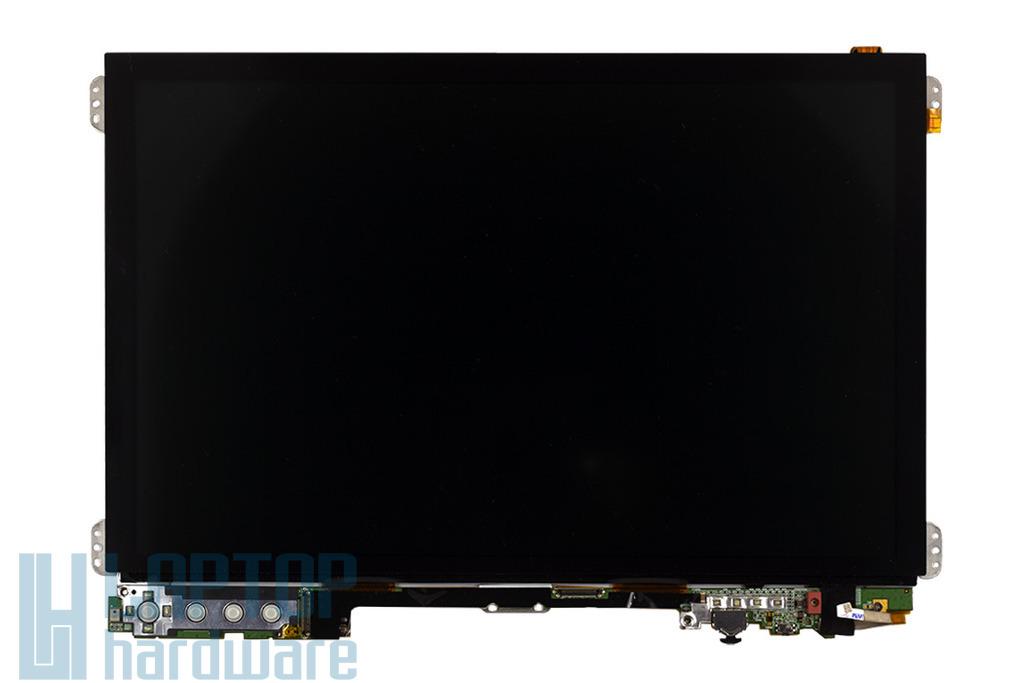 Dell Latitude XT2 gyári új LCD kijelző, touch panelel, DP/N 0F325F, P/N B121EW10 V.0