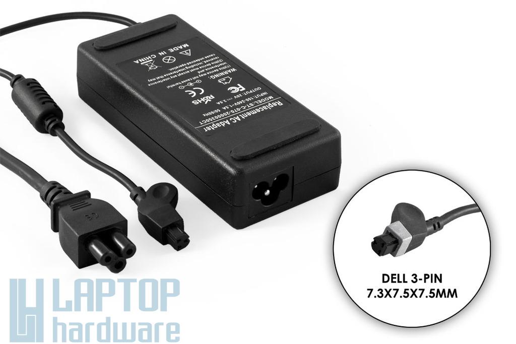 Dell PA-6 20V 3.5A 70W helyettesítő új laptop töltő (6G356, ADP-70EB)