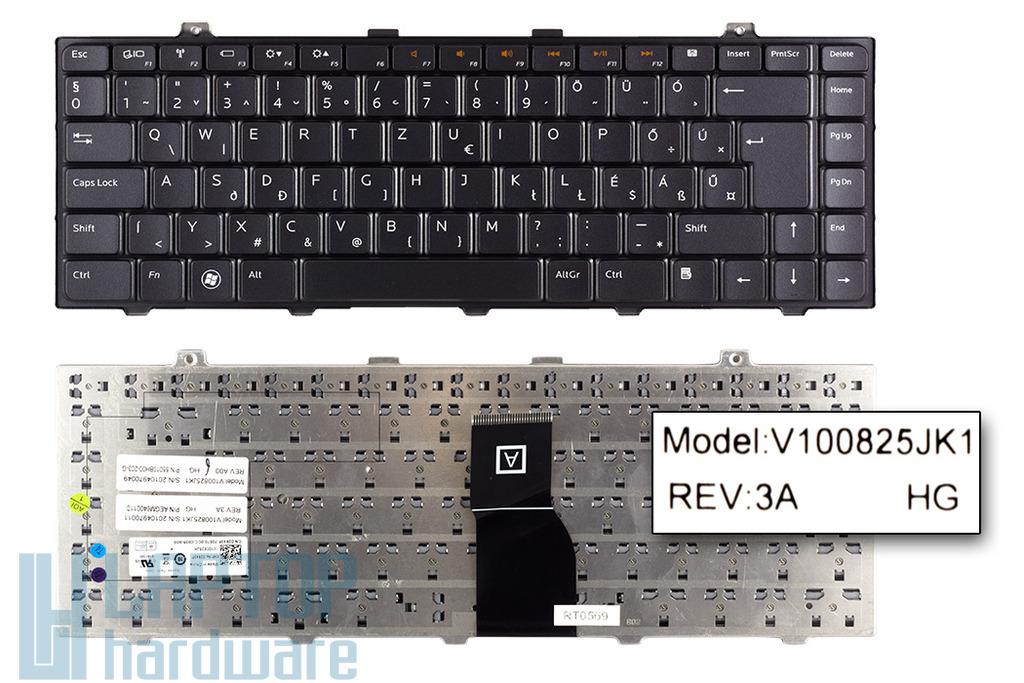 Dell Studio 1450, XPS L401, L501 gyári új magyar laptop billentyűzet (DPN 02643F)