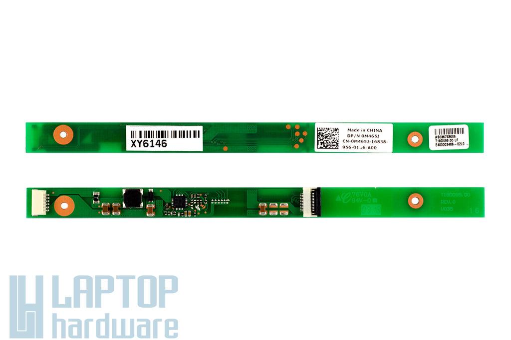 Dell Studio 1535, 1536, 1537 laptophoz használt LCD inverter (0M465J)