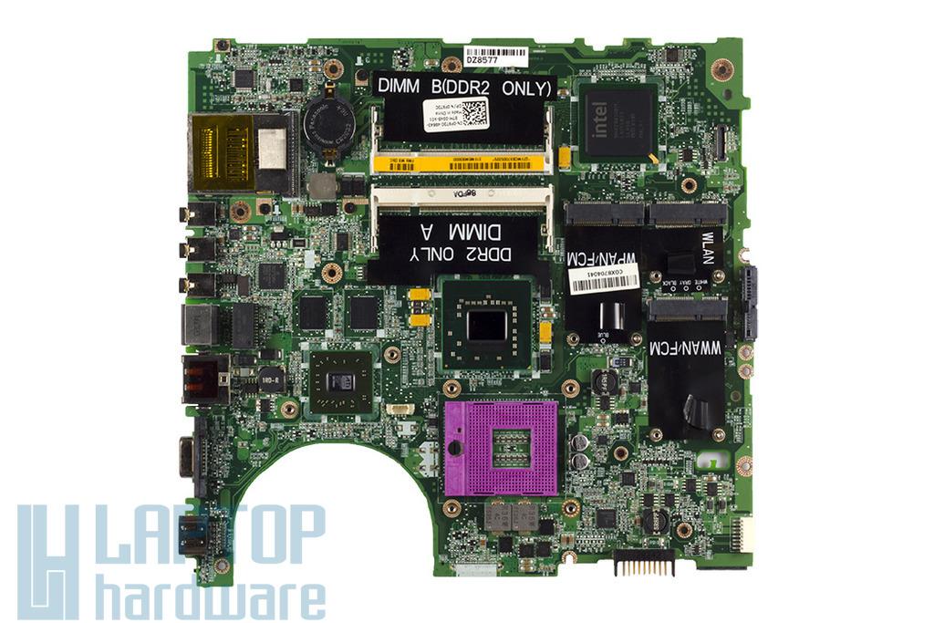 Dell Studio 1535 használt laptop alaplap, ATI discrete VGA, 0F973C