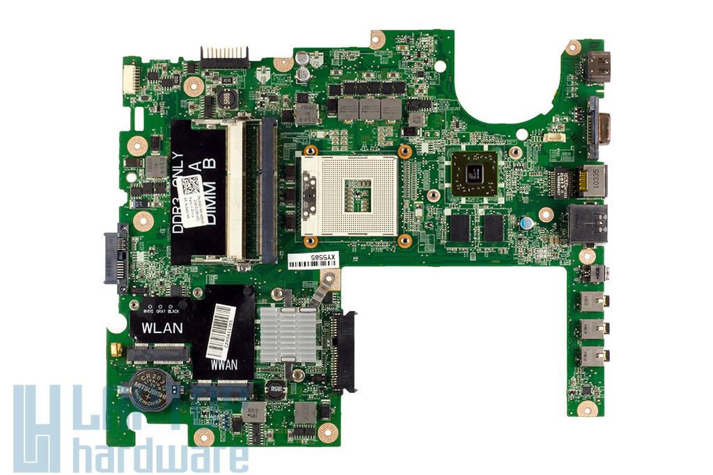 Dell Studio 1558 gyári új laptop alaplap (04DKNR)