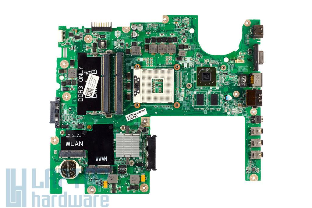 Dell Studio 1558 használt laptop alaplap (0CGY2Y)