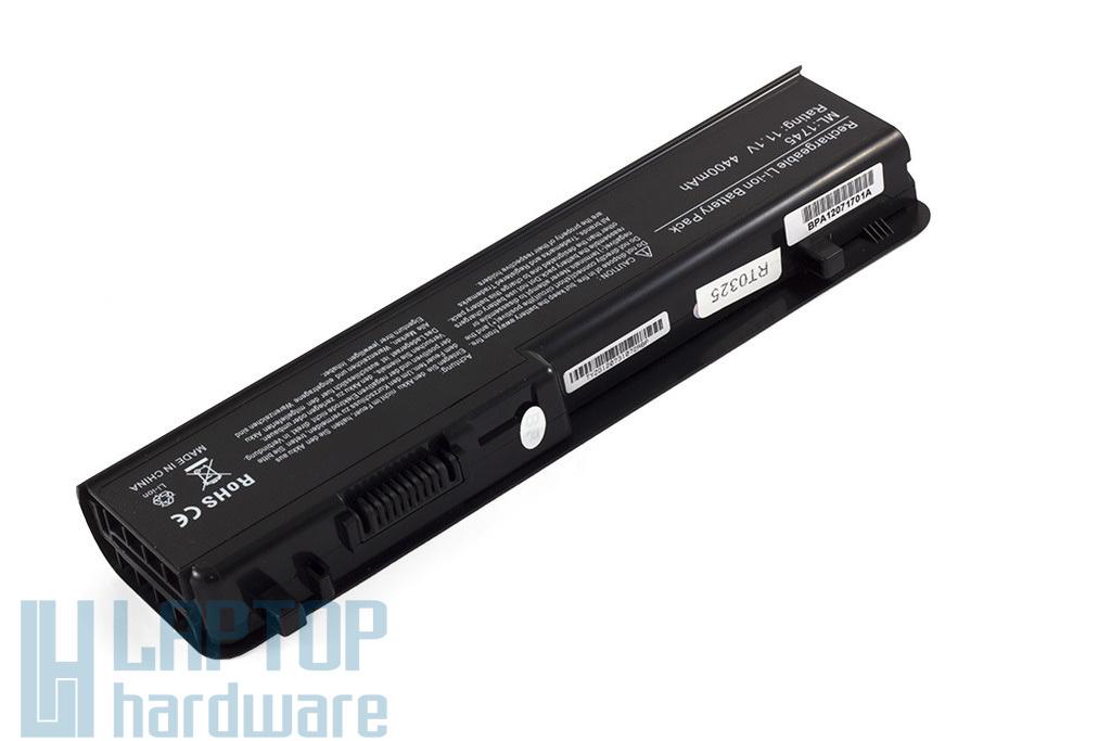 Dell Studio 17, 1745, 1747, 1749 helyettesítő új 6 cellás laptop akku/akkumulátor (M905P, 312-0196)