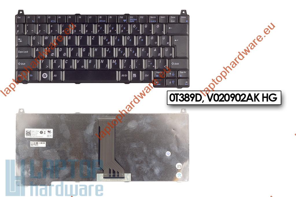 Dell Vostro 1310, 1510, 1511 használt magyar laptop billentyűzet (0T389D)