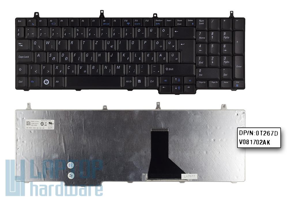 Dell Vostro 1710, 1720 gyári új magyar laptop billentyűzet (0T267D)