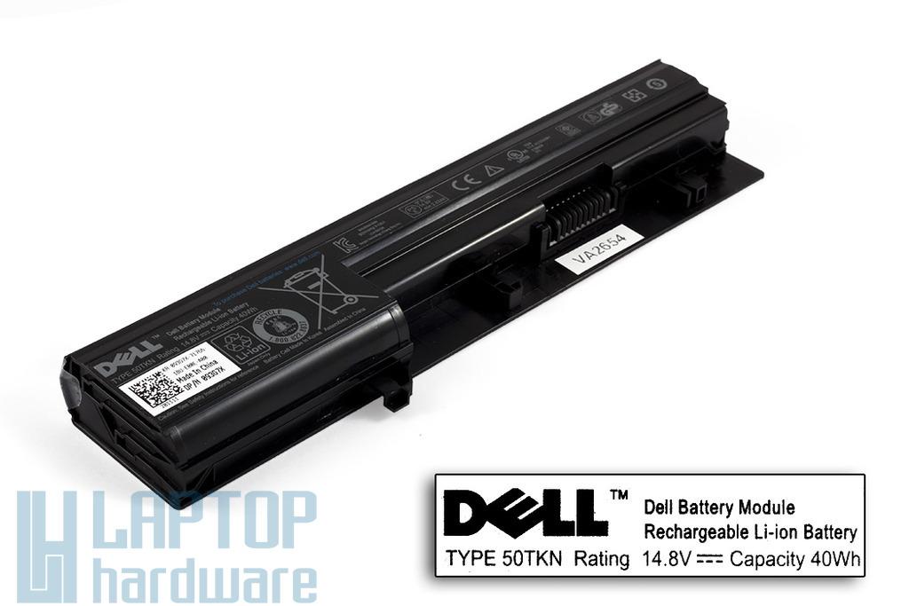 Dell Vostro 3300, 3350 gyári új 4 cellás laptop akku/akkumulátor (TYPE 50TKN, DPN 093G7X)