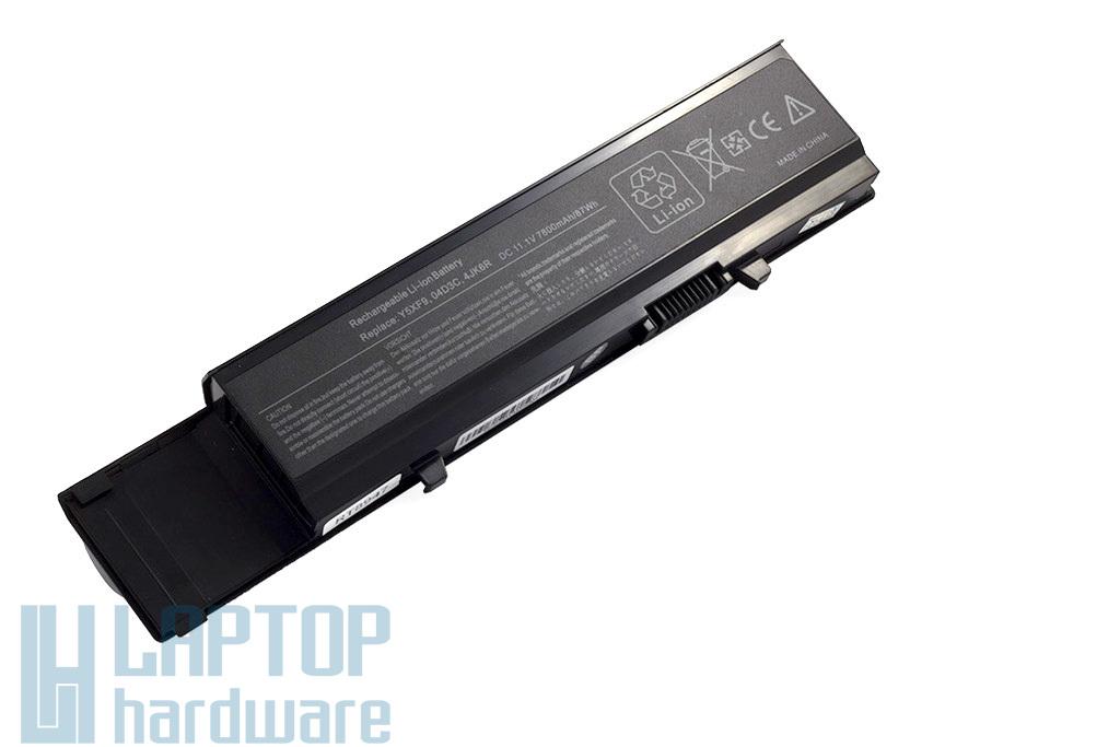Dell Vostro 3400, 3500, 3700 helyettesítő új 9 cellás laptop akku/akkumulátor (TYPE 7FJ92, DPN 0TXWRR)