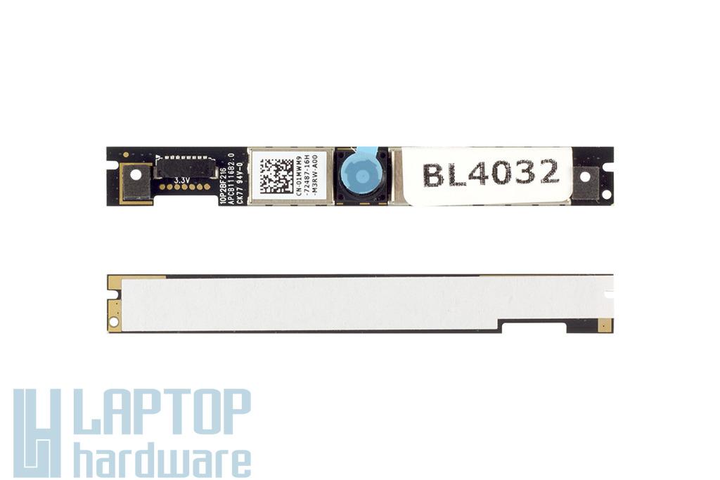 Dell Vostro 3450, 3550, 3750 laptophoz gyári új webkamera, 1MWM9